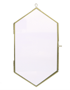 Geometric Wall Frame