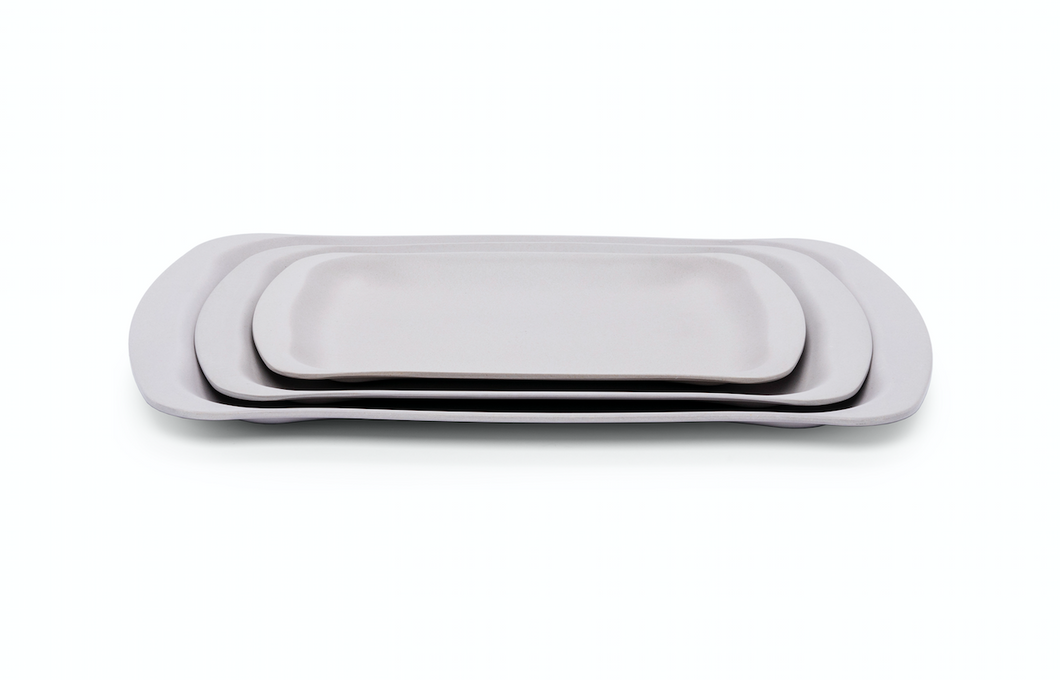 3-Piece Serving Tray