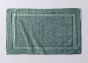 Coyuchi Air Weight Organic Bath Mat