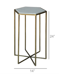 Elkhorn Side Table