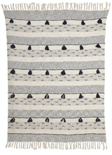 Load image into Gallery viewer, Alma Tassel Throw