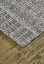 Load image into Gallery viewer, Otto Grey/Silver Rug