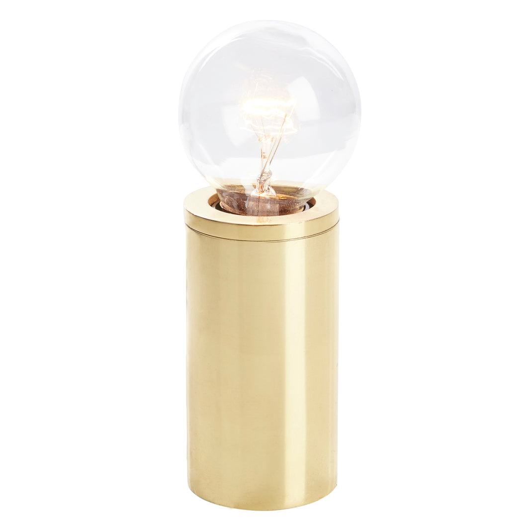 Light Bulb Table Lamp - 2 Sizes