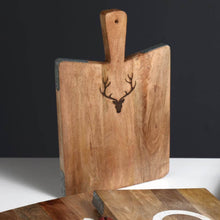 Load image into Gallery viewer, Deer Cutting Board