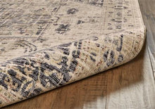 Load image into Gallery viewer, Cranbrook Rug - Charcoal/Beige