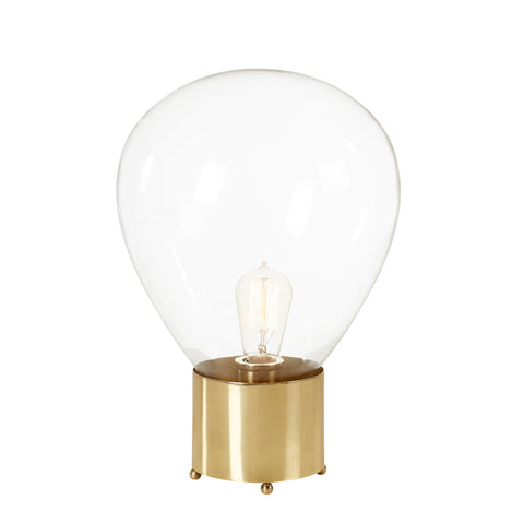 Light Bulb Table Lamp
