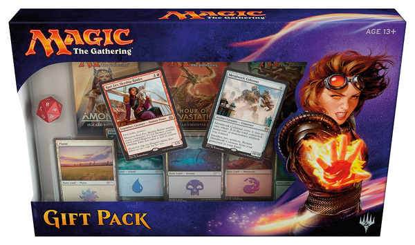 Magic The Gathering 2017 Holiday Gift Box
