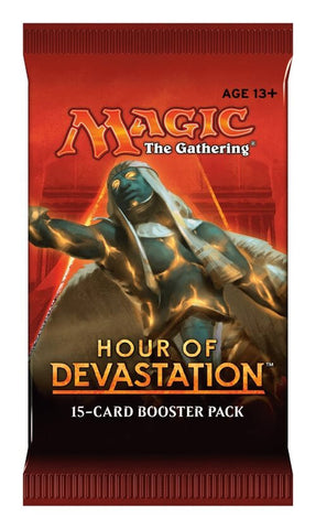 Hour of Devastation Booster Pack Multi-Pack