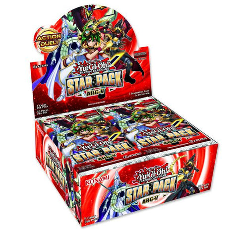 Star Pack Arc-V Booster Box