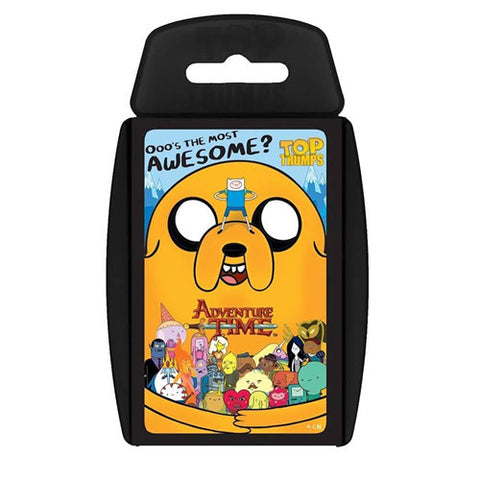Top Trumps - Adventure Time - Trading Cards