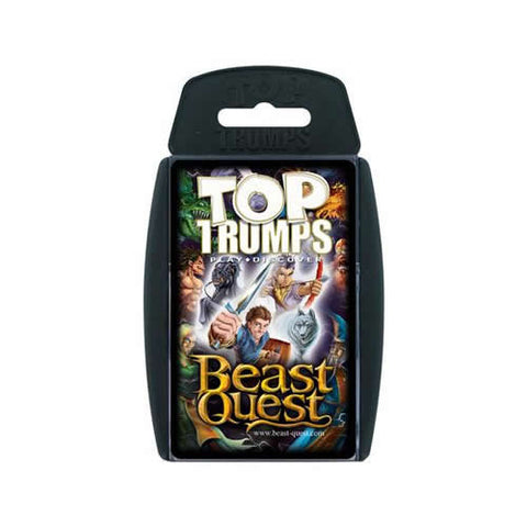 Top Trumps - Beast Quest - Trading Cards