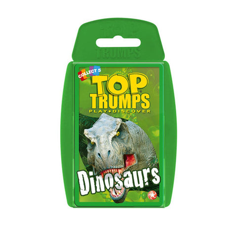 Top Trumps - Dinosaurs - Trading Cards