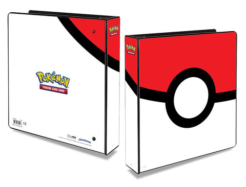 Ultra Pro - Pokeball Trading Card Album - Trading Cards