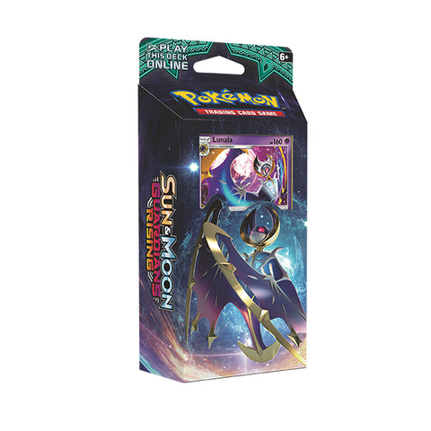 Sun & Moon Guardians Rising Lunala Theme Deck