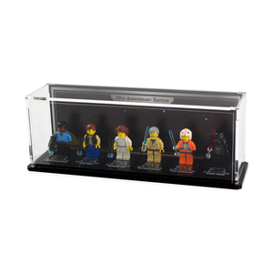 Display cases for LEGO Star Wars: 20th Anniversary Minifigures
