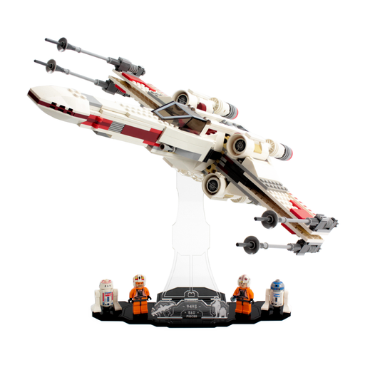 Display solutions for LEGO Star Wars: X-Wing (9493) - Wicked Brick