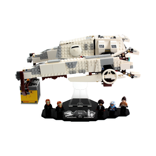 Display solutions for LEGO Star Wars: Imperial AT Hauler (75219) - Wicked Brick