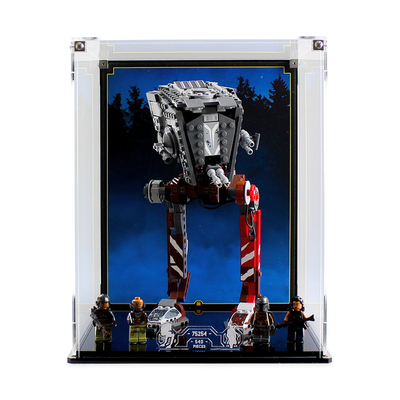 Display solutions for LEGO Star Wars: AT-ST Raider (75254) - Wicked Brick