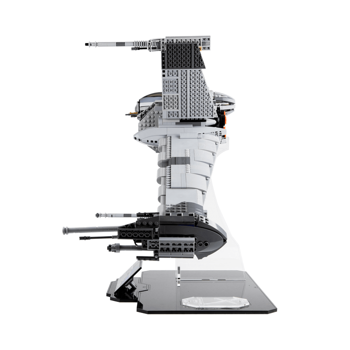 Display stand for LEGO Star Wars: UCS B-Wing Starfighter (10227)