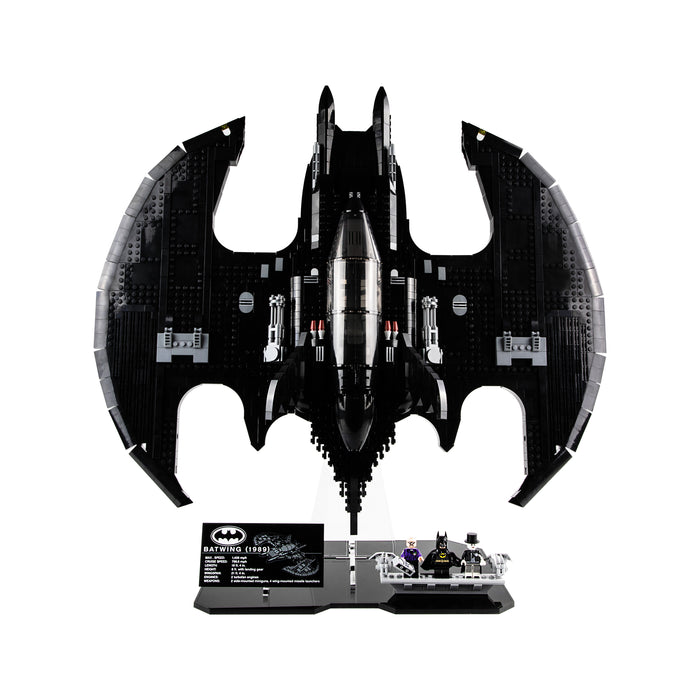 Display stands for LEGO Batman: 1989 Batwing (76161)