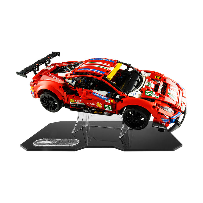Display stand for LEGO Technic: Ferrari 488 GTE (42125)