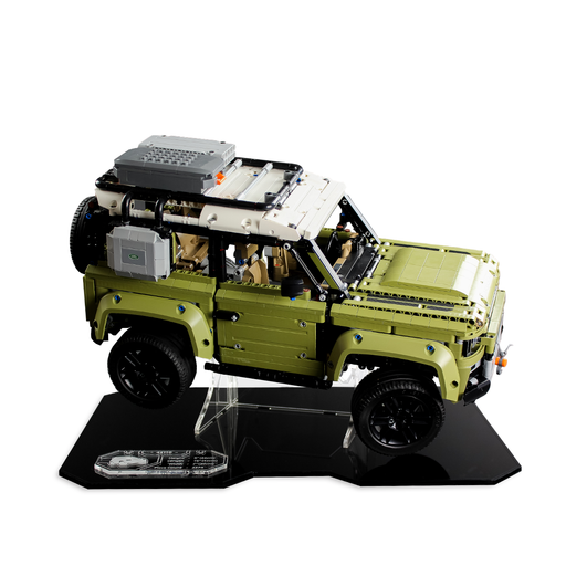 Display stand for LEGO Technic: Land Rover Defender (42110) - Wicked Brick