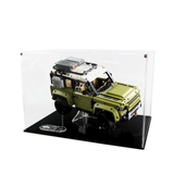 Display solutions for LEGO Technic: Land Rover Defender (42110) - Wicked Brick
