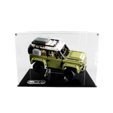 Display solutions for LEGO Technic: Land Rover Defender (42110)
