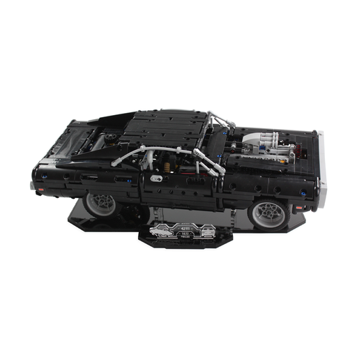 Display stand for LEGO Technic: Dom's Dodge Charger (42111)