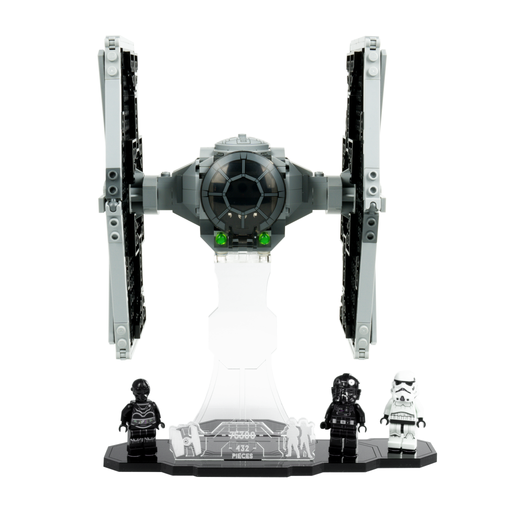 Display solutions for LEGO Star Wars: Imperial TIE Fighter (75300)