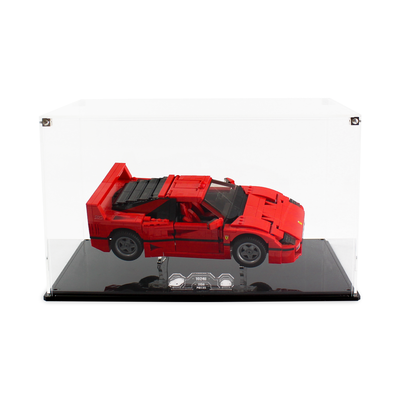 Display solutions for LEGO Creator: Ferrari F40 (10248) - Wicked Brick