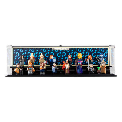 Display case for LEGO Harry Potter: Collectable Minifigures Series 2 (71028)