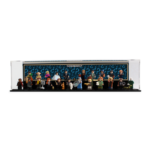 Display case for LEGO: Harry Potter Collectable Minifigure Series (71022) - Wicked Brick