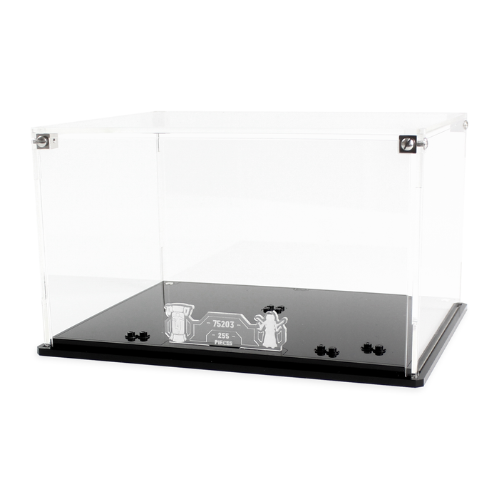 Display cases for LEGO Star Wars: Hoth Medical Chamber (75203) - Wicked Brick
