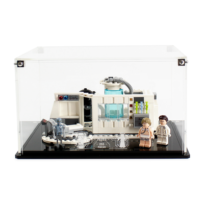 Display solutions for LEGO Star Wars: Hoth Medical Chamber (75203) - Wicked Brick