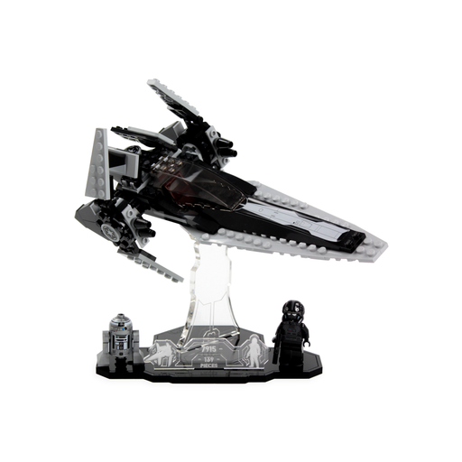 Display stands for LEGO Star Wars: Imperial V-Wing Starfighter (7915)
