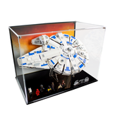 Display solutions for LEGO Star Wars: Kessel Run Millennium Falcon (75212)