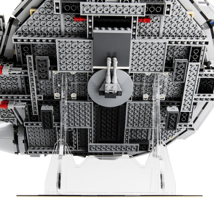 Display stand for LEGO Star Wars: Millennium Falcon (7965)