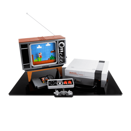 Display base for LEGO: Nintendo Entertainment System (71374)
