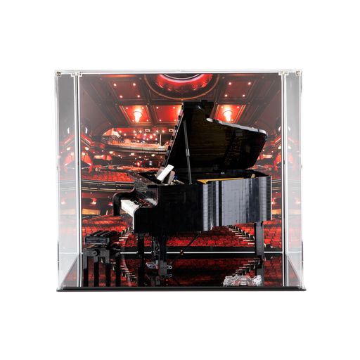 Display case for LEGO: Grand Piano (21323)