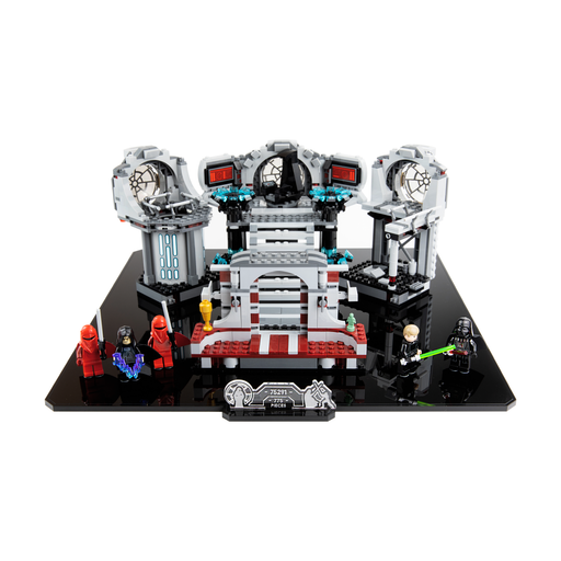 Display base for LEGO Star Wars: Death Star Final Duel (75291)