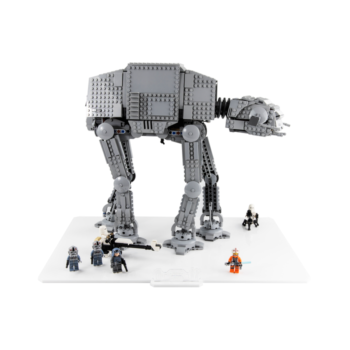 Display base for LEGO: AT-AT (75288)
