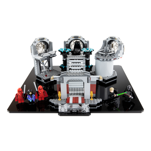 Display base for LEGO Star Wars: Death Star Final Duel (75093)
