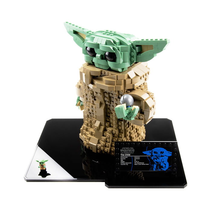 Display base for LEGO Star Wars: The Child (75318)