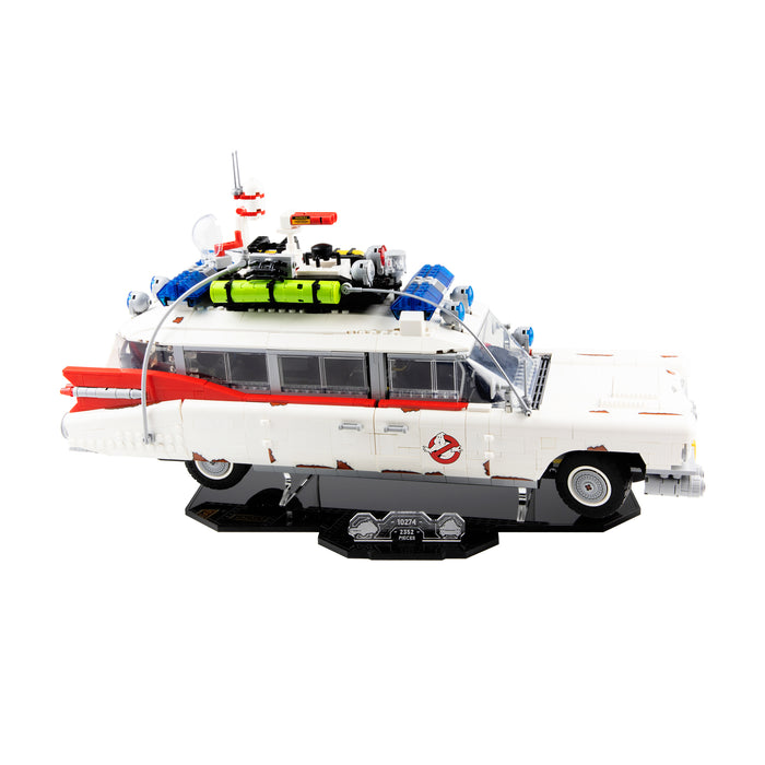 Display base for LEGO Creator: Ghostbusters ECTO-1 (10274)