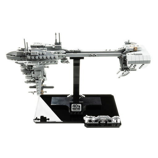 Display base for LEGO Star Wars: Nebulon-B Frigate (77904)