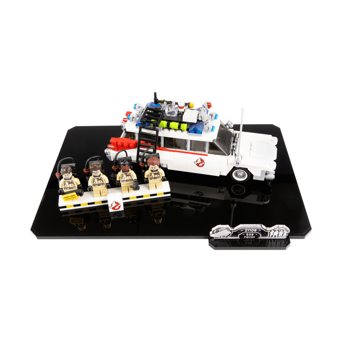 Display base for LEGO Ideas: Ghostbusters Ecto-1 (21108)