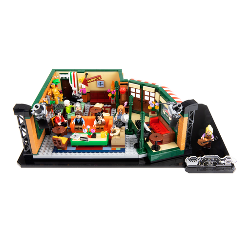 Display base for LEGO Ideas: Central Perk (21319)
