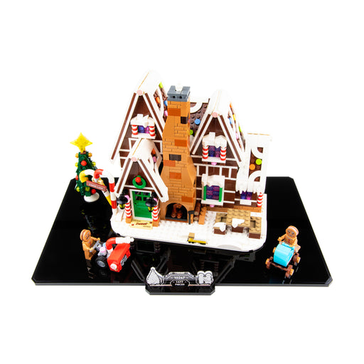 Display base for LEGO Creator: Gingerbread House (10267)