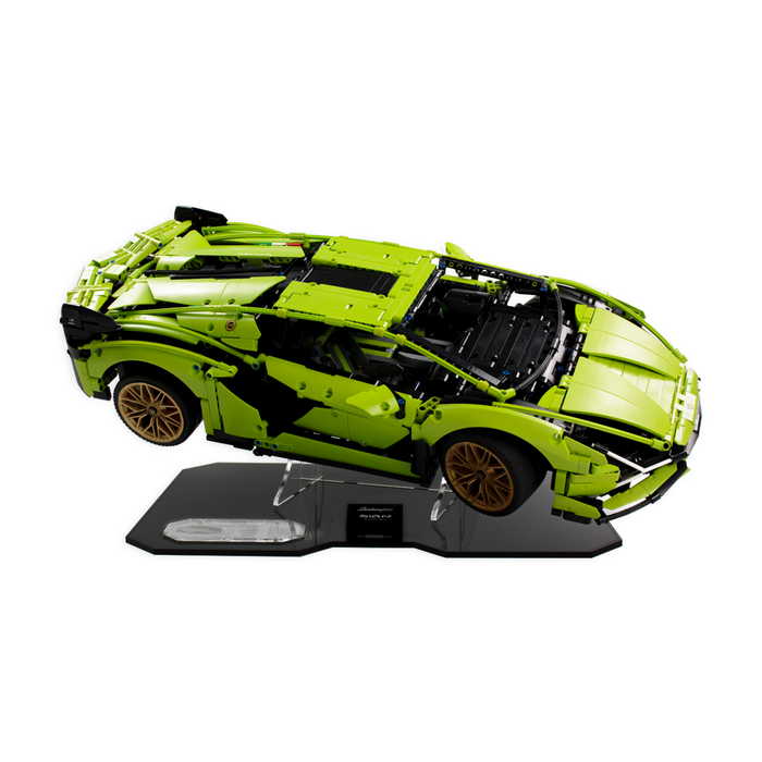 Display stand for LEGO Technic: Lamborghini Sián (42115)